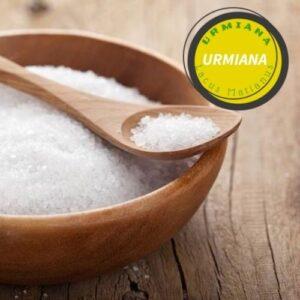 Edible sea salt