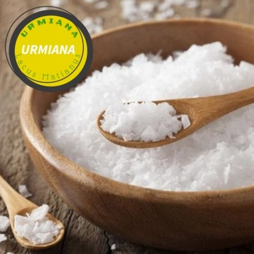 Detection of refined salt