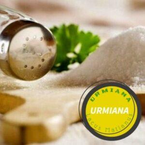 Iodine in table salt