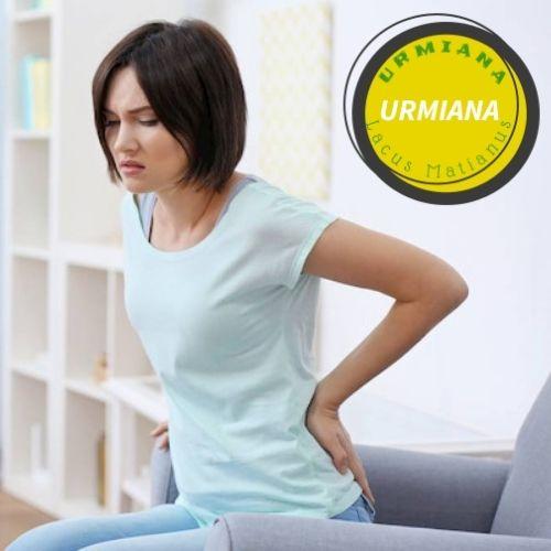 Treatment of sciatica with salt